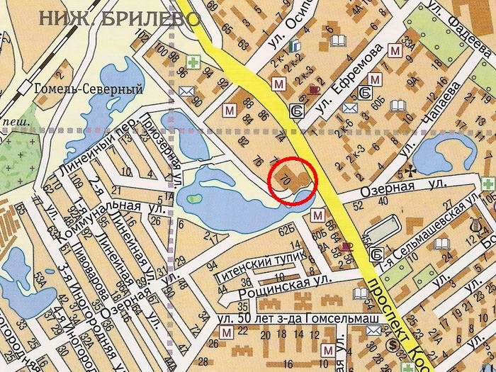 04. Карта с бесскамеечным корпусом № 4